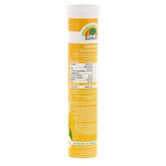SUNLIFE Vitamin C Brausetabletten 20 Stück - Rechte Seite