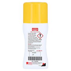 MOSQUITO Läuse Abwehr Pumpspray 100 Milliliter - Rückseite