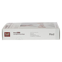 BORT ManuBasic Bandage rechts medium schwarz 1 Stück - Linke Seite