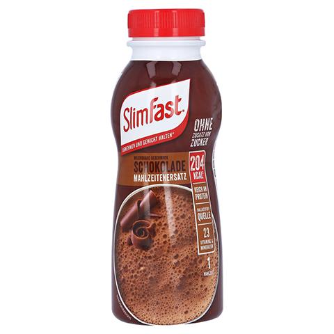 SLIM FAST Fertigdrink Schokolade 325 Milliliter