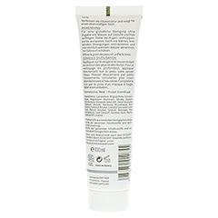 CATTIER Weiße Heilerde Peeling für alle Hauttypen 100 Milliliter - Rückseite