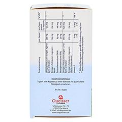 DOPPELHERZ Omega-3 vegan system Kapseln 60 Stück - Linke Seite