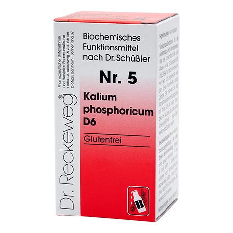 BIOCHEMIE 5 Kalium phosphoricum D 6 Tabletten 200 Stück N2