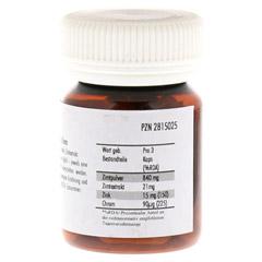 ZIMT DIABETIKER Vitalstoffe Kapseln 30 St�ck - Linke Seite