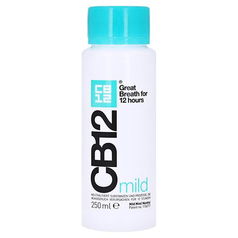 CB12 mild Mund Spüllösung 250 Milliliter
