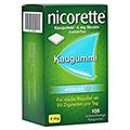 Nicorette 4mg whitemint 105 St�ck