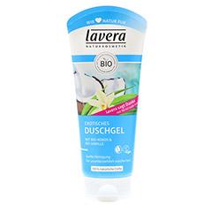 LAVERA Duschgel Bio-Kokos+Bio-Vanille 200 Milliliter