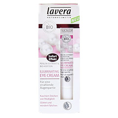 LAVERA Illuminating Eye Cream Perle 15 Milliliter - Vorderseite