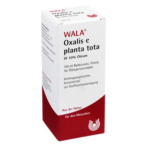 OXALIS E planta tota W 10% �l 100 Milliliter