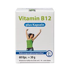 VITAMIN B12 plus Kapseln 60 St�ck