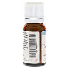 THUJA OCCIDENTALIS C 200 Globuli 10 Gramm N1 - Rückseite