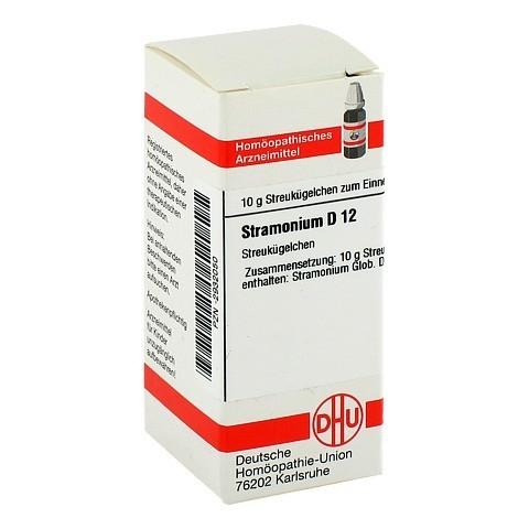 STRAMONIUM D 12 Globuli 10 Gramm N1