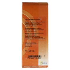 GRAPEFRUIT KERN Extrakt Aurica 100 Milliliter - Rückseite