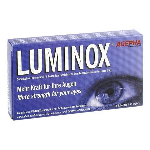 LUMINOX Tabletten 30 Stück