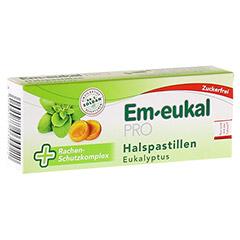 EM EUKAL PRO Halspastillen Eukalyptus zuckerfrei 30 St�ck
