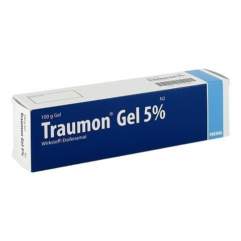 Traumon 5% 100 Gramm N2