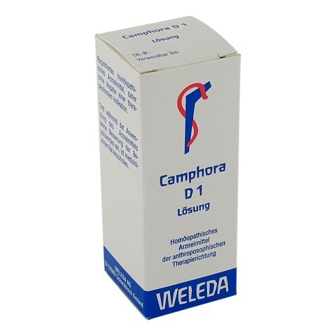 CAMPHORA D 1 Dilution 20 Milliliter N1