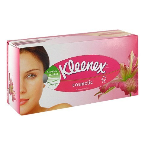 KLEENEX Cosmetic Tücher 80 Stück