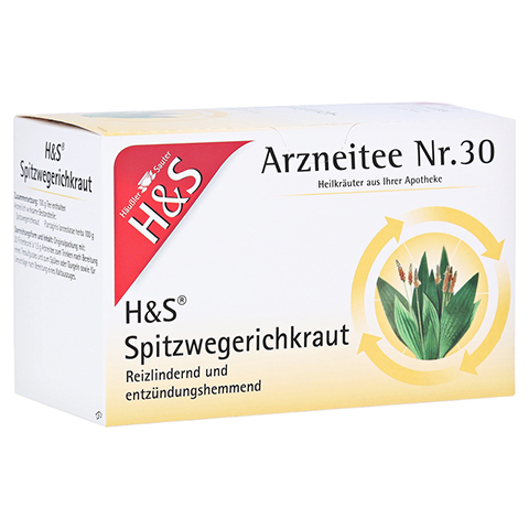 H&S Spitzwegerichkraut 20 Stück