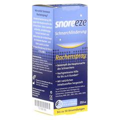 SNOREEZE Schnarchlinderung Rachenspray 23.5 Milliliter