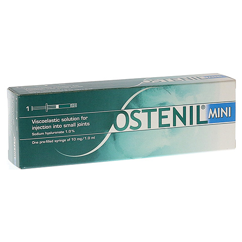 OSTENIL mini 10 mg Fertigspritzen 1 St�ck