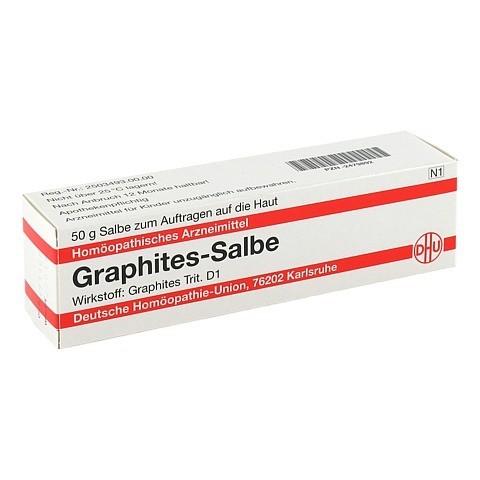 GRAPHITES SALBE 50 Gramm N1