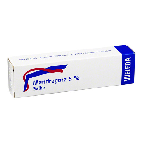 MANDRAGORA 5% Salbe 25 Gramm N1