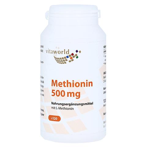 METHIONIN 500 mg Kapseln 120 Stück