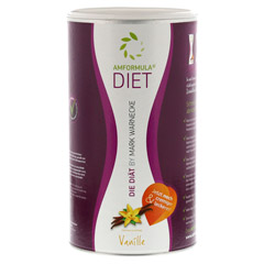 AMFORMULA Diet Vanille Pulver 490 Gramm