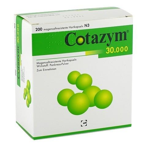 Cotazym 30000 200 St�ck N3