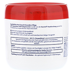 EUCERIN pH5 Hautschutz Soft Körpercreme 450 Milliliter - Linke Seite