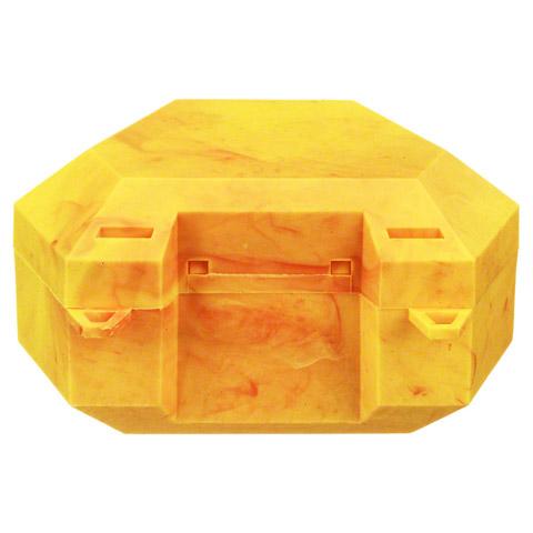 ZAHNSPANGENBOX mit Kordel sortiert 1 Stück