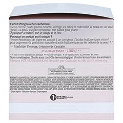CAUDALIE Resveratrol Lift Kaschmir Creme + gratis CAUDALIE Resveratrol Lift Kräuter-Nachtcreme 15ml 50 Milliliter - Rechte Seite