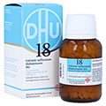 BIOCHEMIE DHU 18 Calcium sulfuratum D 12 Tabletten 420 Stück N3