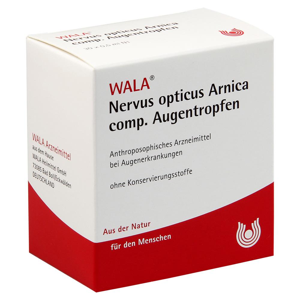 NERVUS OPTICUS Arnica comp. Augentropfen 30x0.5 Milliliter