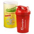 ALMASED Vital-Pflanzen-Eiweißkost + medpex Shaker 500 Gramm