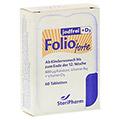 FOLIO forte jodfrei+D3 Filmtabletten