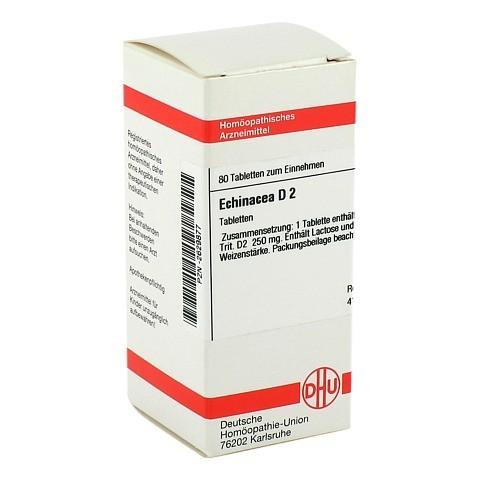 ECHINACEA HAB D 2 Tabletten 80 St�ck N1