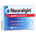 Neuralgin extra Ibu-Lysinat 20 Stück
