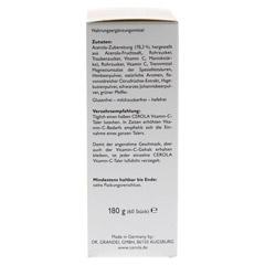 CEROLA Vitamin C Taler Grandel 60 Stück - Rechte Seite