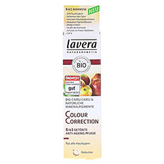 LAVERA colour correction 8in1 Camu-Camu Creme 30 Milliliter - Vorderseite