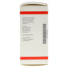 DATISCA cannabina D 3 Tabletten 200 Stück N2 - Linke Seite