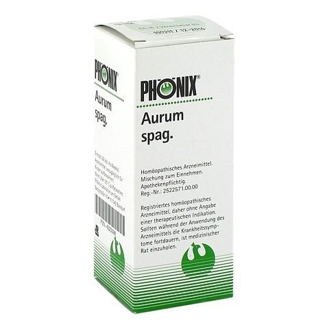 PH�NIX AURUM spag. Tropfen 100 Milliliter N2