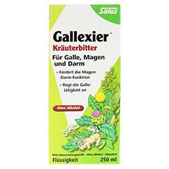 Gallexier Kräuterbitter Salus 250 Milliliter - Vorderseite