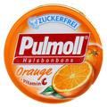 PULMOLL Hustenbonbons Orange+Vit.C zuckerfrei