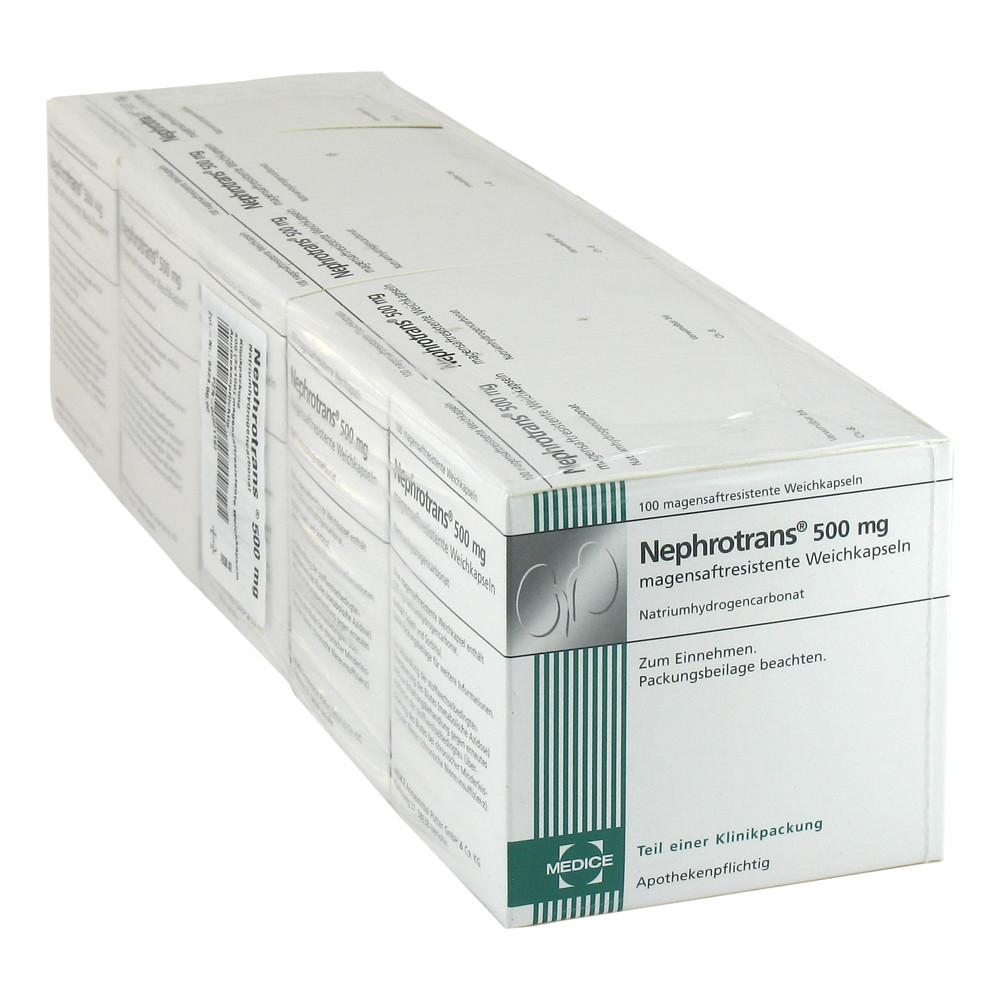 Nephrotrans инструкция - фото 2