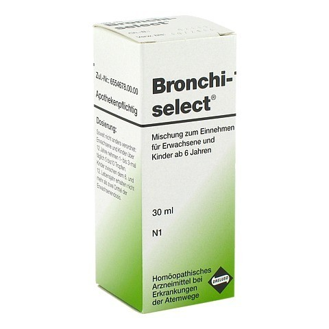 BRONCHISELECT Tropfen 30 Milliliter N1