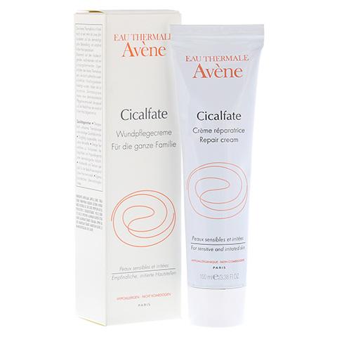 AVENE Cicalfate antibakter.Wundpflegecreme 100 Milliliter
