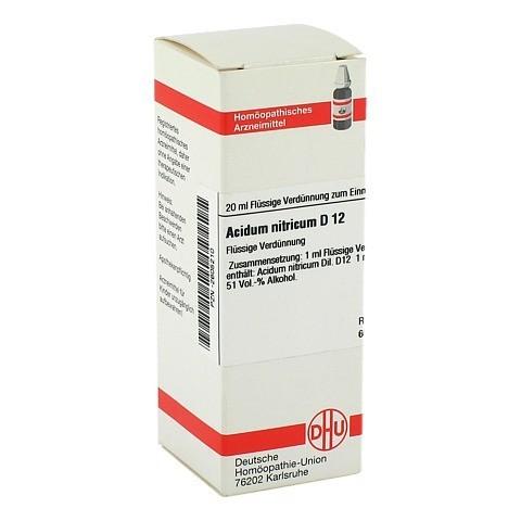 ACIDUM NITRICUM D 12 Dilution 20 Milliliter N1