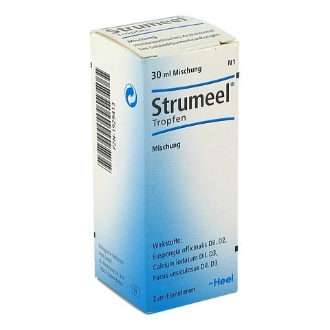 STRUMEEL Tropfen 30 Milliliter N1
